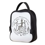Celtic King Coin Neoprene Lunch Bag