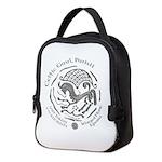 Celtic Epona Coin Neoprene Lunch Bag