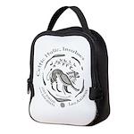 Celtic Lion Coin Neoprene Lunch Bag
