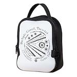 Celtic Eye Coin Neoprene Lunch Bag
