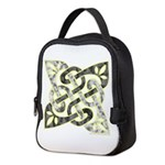 Celtic Dark Sigil Neoprene Lunch Bag