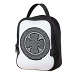 Celtic Cross Neoprene Lunch Bag
