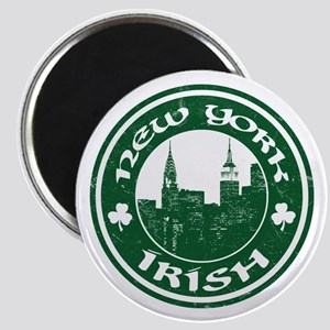 New York Irish American Magnet