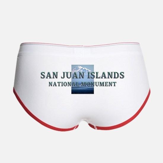 ABH San Juan Islands Women's Boy Brief