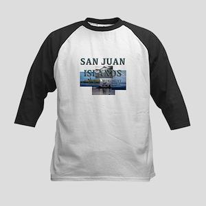 ABH San Juan Islands Kids Baseball Jersey