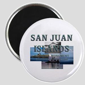 ABH San Juan Islands Magnet