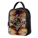 Celtic Rock Knot Neoprene Lunch Bag