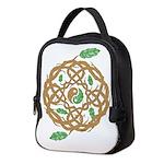 Celtic Nature Yin Yang Neoprene Lunch Bag