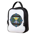Celtic Sun-Moon Hourglass Neoprene Lunch Bag