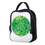 Celtic Triskele Neoprene Lunch Bag