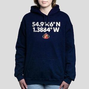 Sunderland AFC Coordinat Women's Hooded Sweatshirt