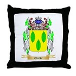Clarke Throw Pillow