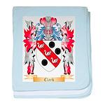 Clark baby blanket