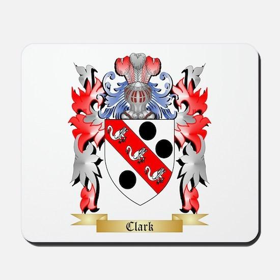 Clark Mousepad