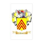 Clare Sticker (Rectangle)