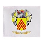 Clare Throw Blanket