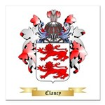 Clancy Square Car Magnet 3