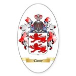 Clancy Sticker (Oval)