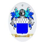 Claesson Ornament (Oval)