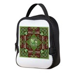 Celtic Dragon Labyrinth Neoprene Lunch Bag