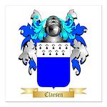 Claesen Square Car Magnet 3