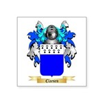 Claesen Square Sticker 3
