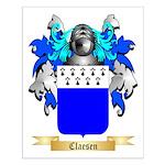 Claesen Small Poster