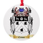 Clabon Round Ornament