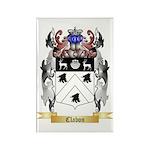 Clabon Rectangle Magnet (100 pack)