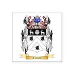Clabon Square Sticker 3