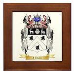 Clabon Framed Tile