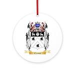Clabon Ornament (Round)