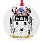Clabburn Round Ornament