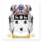 Clabburn Square Car Magnet 3