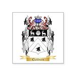 Clabburn Square Sticker 3