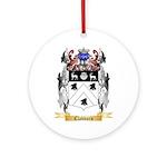 Clabburn Ornament (Round)