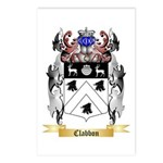 Clabbon Postcards (Package of 8)