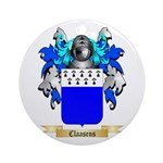 Claasens Ornament (Round)