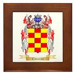 Cisneros Framed Tile