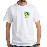 Cisar White T-Shirt