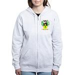 Cisar Women's Zip Hoodie