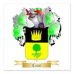 Cisar Square Car Magnet 3