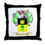 Cisar Throw Pillow