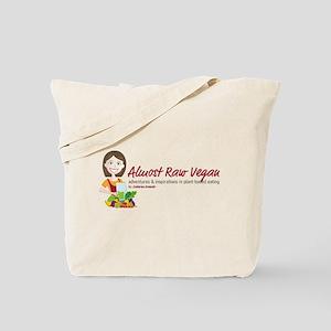 Almost Raw Vegan Tote Bag