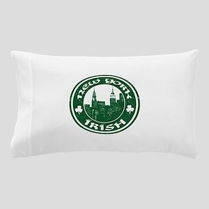 New York Irish American Pillow Case