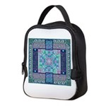 Celtic Atlantis Opal Neoprene Lunch Bag
