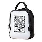 Celtic All-Seeing Eye Neoprene Lunch Bag