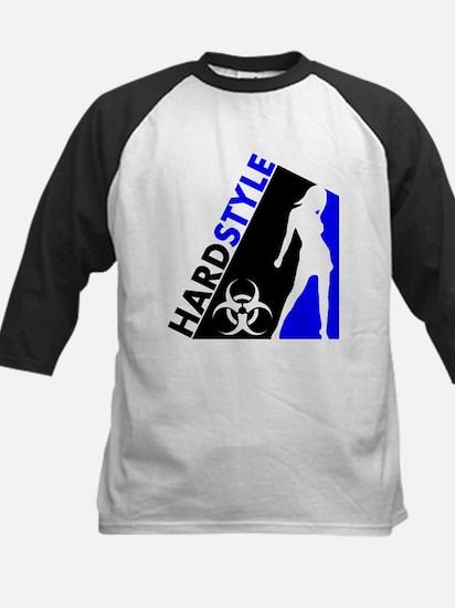 Hardstyle Dancer and Biohazard design Baseball Jer