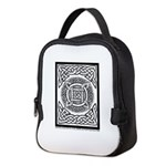 Celtic Four Square Circle Neoprene Lunch Bag