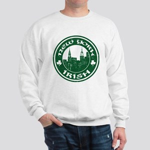 New York Irish American Sweatshirt